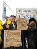 Protesta Fotografía de archivo