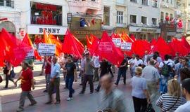 Protesta Imagen de archivo