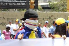 Protesta Fotografía de archivo libre de regalías