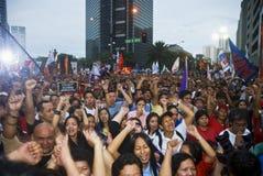 Protesta fotografie stock