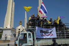 protesta de la cuenta de la Anti-amnistía fotografía de archivo libre de regalías