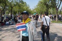 protesta de la cuenta de la Anti-amnistía imagenes de archivo