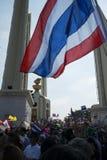 protesta de la cuenta de la Anti-amnistía Imagen de archivo libre de regalías