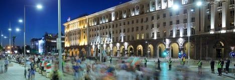 Protestacyjny Bułgaria Fotografia Royalty Free