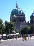 Protestancka katedra Berliński Niemcy Fotografia Royalty Free