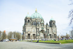 Protestant cathedral in Berlin Stock Images