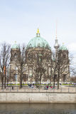Protestant cathedral in Berlin Royalty Free Stock Photography