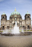 Protestant cathedral in Berlin Royalty Free Stock Photos