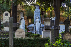 Protestant Cemetery, Rome Royalty Free Stock Image
