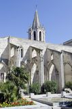 Protestant church in Avignon Stock Photography