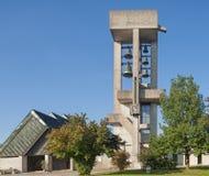Protestant church in Effretikon Stock Images