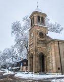 Protestant Church, Geneva Royalty Free Stock Photography