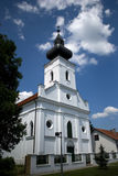 Protestant church, Korod, Croatia Royalty Free Stock Photos