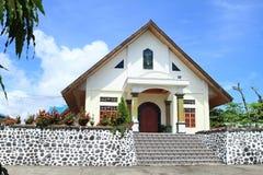 Protestant church in Manokwari Royalty Free Stock Images