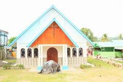 Protestant church in Manokwari Stock Images