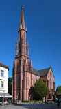 Protestant Church in Offenburg, Germany Stock Images