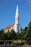 Protestant church in Zrenjanin Stock Photography