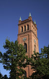 Protestant Trinity church in Vaasa. Finland Stock Photography