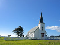 Protestantische Kirche Lizenzfreie Stockbilder