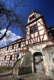 Protestantische Kirche des Friedens. Lizenzfreie Stockbilder