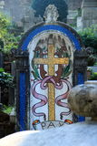 Protestantse begraafplaats in Rome Royalty-vrije Stock Foto's