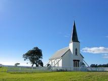 Protestantse kerk royalty-vrije stock afbeeldingen