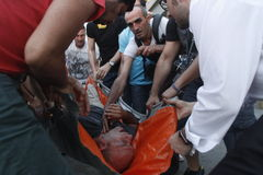 Protestas de Estambul Taksim Foto de archivo