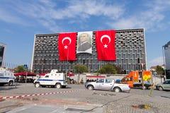Protestas en Turquía fotos de archivo