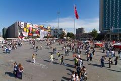 Protestas en Turquía fotografía de archivo