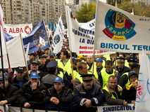 Protestation Photo libre de droits