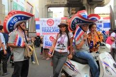 Protestation contre l'amnistie Bill Photos libres de droits