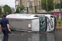 Protesten in Turkije, 2013 Stock Afbeelding