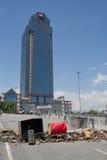Protesten in Turkije in juni 2013 Stock Afbeelding