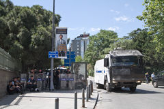 Protester i Turkiet, 2013 Royaltyfri Foto