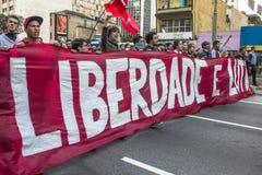 protesters Stockbilder