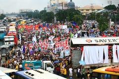 Protesto Imagem de Stock
