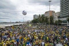protesto Foto de Stock