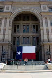 Protesto a favor do aborto do Texan Fotografia de Stock Royalty Free