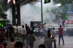 Protesto turco em Ancara Fotografia de Stock Royalty Free