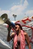 Protestors Stock Photography