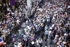 Protestors Stock Photos