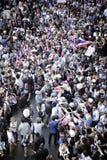 Protestors lizenzfreies stockbild