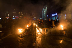 Protests in Turkey Stock Images