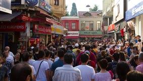 Protesty w Turcja Zdjęcia Stock