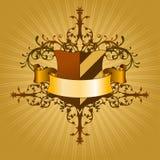 Protetor com fita Fotografia de Stock Royalty Free