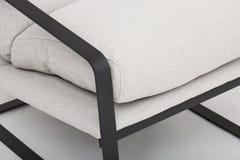 protetor da cor e partes traseiras cora??o-dadas forma da cadeira - imagem imagens de stock royalty free
