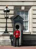 Protetor da rainha Foto de Stock Royalty Free