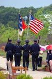 Protetor de cor da polícia. foto de stock royalty free