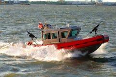 Protetor de costa dos E.U. Fotos de Stock