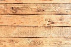 Protetor de madeira do teste padrão do fundo da textura Fotos de Stock